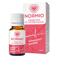 Капли от гипертонии Normio (Нормио)