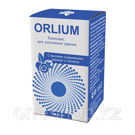 Капсулы для зрения Орлиум (Orlium)