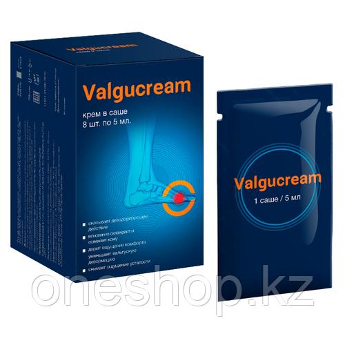 Крем Valgucream от вальгусной деформации