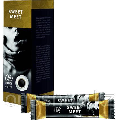 Возбуждающий кофе Sweet Meet (женский возбудитель)