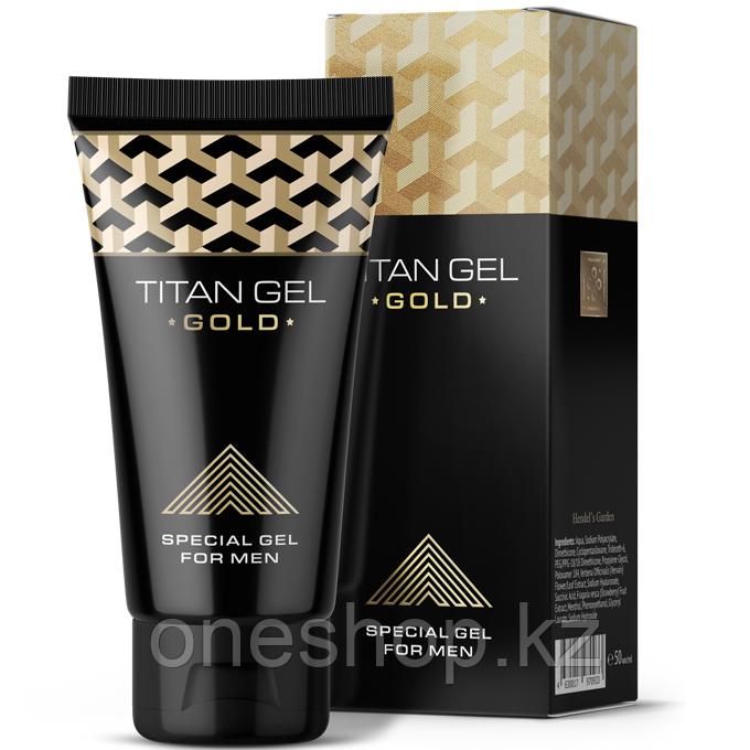 Titan Gel Gold для мужчин (для увеличения члена)