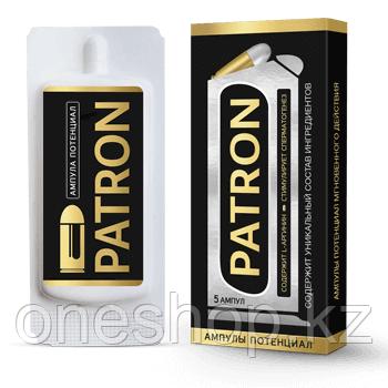 Питьевые ампулы для потенции PATRON (5 шт)