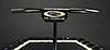 Фитнес батут для джампинга с ручкой LeeFitness Pro, фото 5