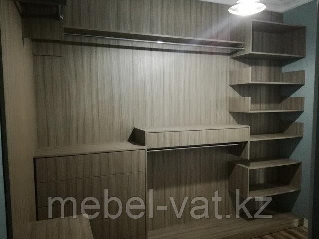 Гардеробные комнаты Алматы