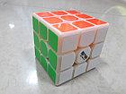 Кубик Рубика 3 на 3 MofangGe Thunderclap в черном пластике, фото 4