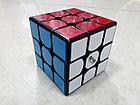 Кубик Рубика 3 на 3 MofangGe Thunderclap в черном пластике, фото 8