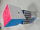 Кубик Рубика 6 на 6 Moyu в черном пластике. Kaspi RED. Рассрочка., фото 4