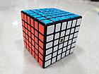 Кубик Рубика 6 на 6 Moyu в белом пластике, фото 4