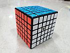 Кубик Рубика 6 на 6 Moyu в цветном пластике, фото 4