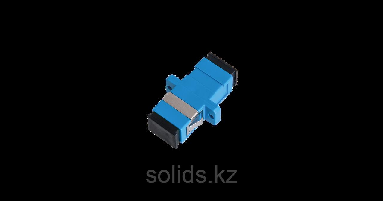 Адаптер оптический соединительный SC/UPC-SC/UPC одинарный