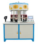 Шестипозиционная высокочастотная индукционная пайка / паяльная машина