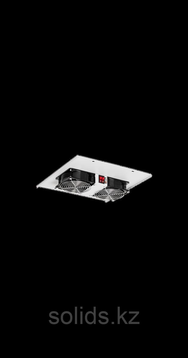 Вентиляторный блок TLK на 2 вентилятора для шкафов всех TFI и TWI с глубинами 450 и 600мм, GY, шт