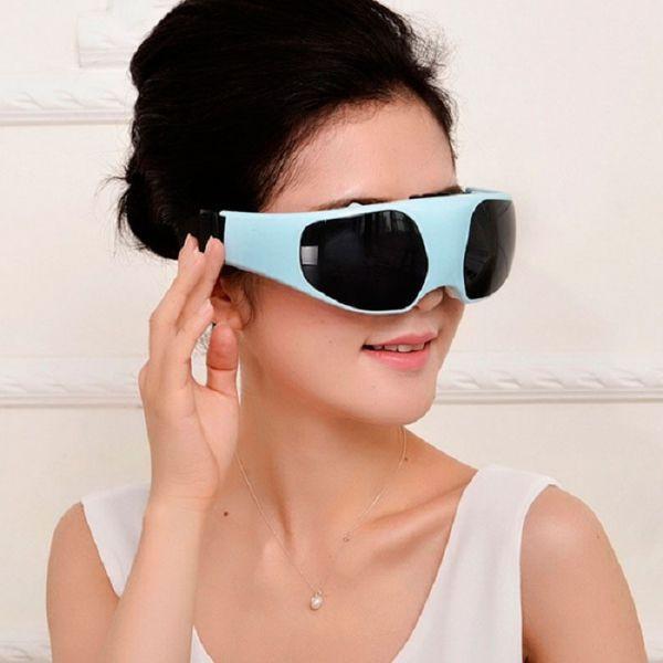 Очки-массажер для глаз