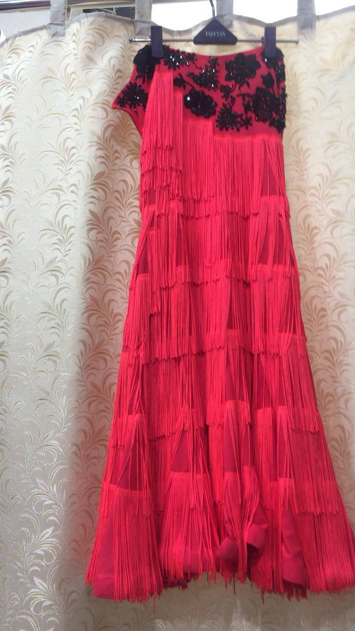 Платье для латины ЮН 2