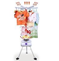 Домашняя электрическая сушка для белья