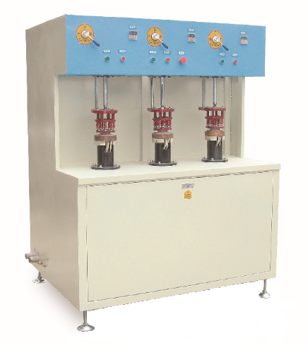 Четырехпозиционная высокочастотная индукционная пайка / паяльная машина