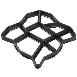 Форма пластиковая для тротуарных дорожек 43.5 х 43.5 см