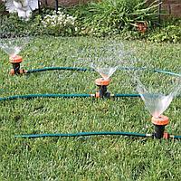 Система для полива огорода, сада.