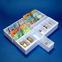 Лоток для монет и купюр 6+8 (33*23*5,5)