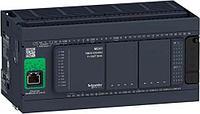 Базовый блок M241-40 входов/выходов транзисторный приемник Ethernet