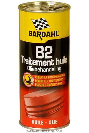 BARDAHL B2 OIL TREATMENT (Франция)