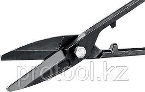 Ножницы по металлу, прямые удлинённые, 320 мм, фото 2