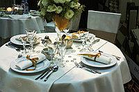 Тефлоновая скатерть для ресторанов