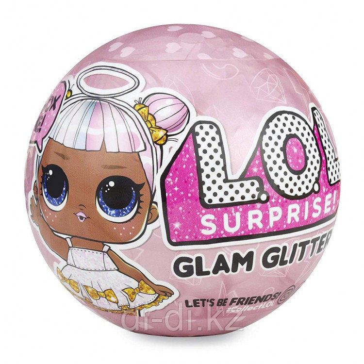 Кукла Лол L.O.L Surprise Glam Glitter Series Doll