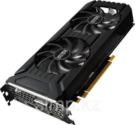 Видеокарта NVIDIA GeForce® GTX 1070 Dual