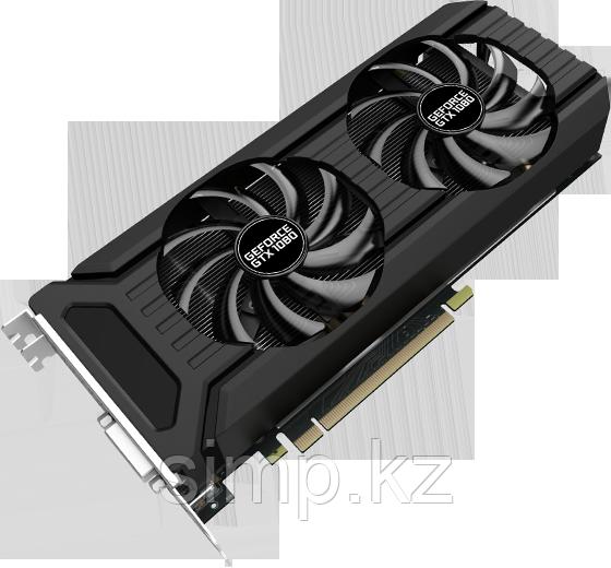 Видеокарта NVIDIA  GeForce® GTX 1080 Dual OC