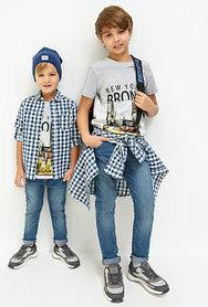 Одежда для мальчиков 2-7 лет