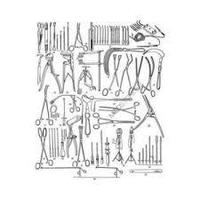 Набор инструментов урологический малый Н-157