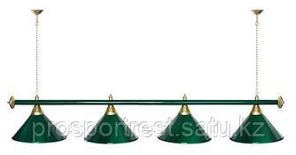 Светильник Startbilliards, 4 плафона