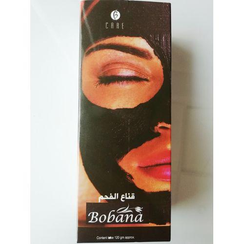 Маска из древесного угля, Mask of Charcoal. Bobana, 120g