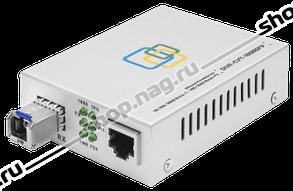 Медиаконвертер SNR-1000A-WDM-03