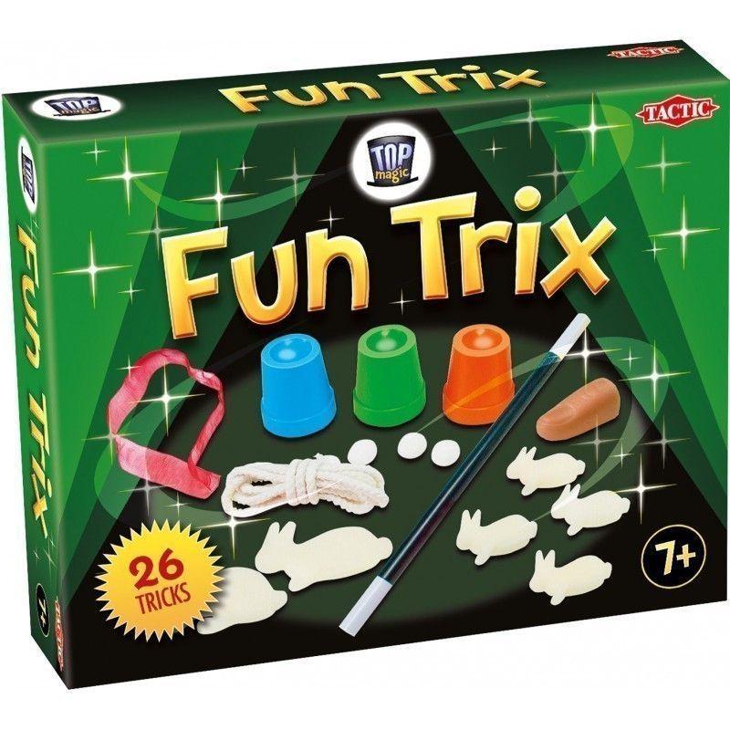 "Games Tactic Набор для Фокусов ""Fun Trix"""