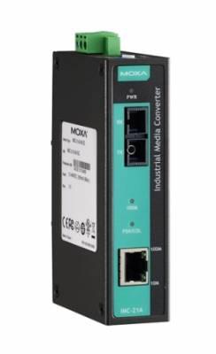 Медиаконвертер Ethernet 10/100BaseTX в 100BaseFX
