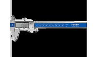 """Штангенциркуль ЗУБР """"ЭКСПЕРТ"""", ШЦЦ-I-200-0,01,цифровой, нерж. сталь, металлический корпус,200мм, шаг измерения"""