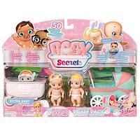 BABY Secrets: Набор с коляской, блистер, фото 1