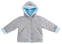 """Куртка хлопковая для мальчика """"Земля-Воздух"""""""
