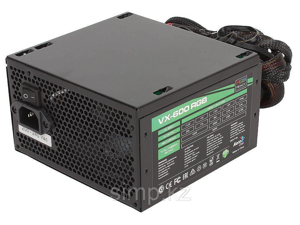 Блок питания ATX 500W AeroCool Vx-500