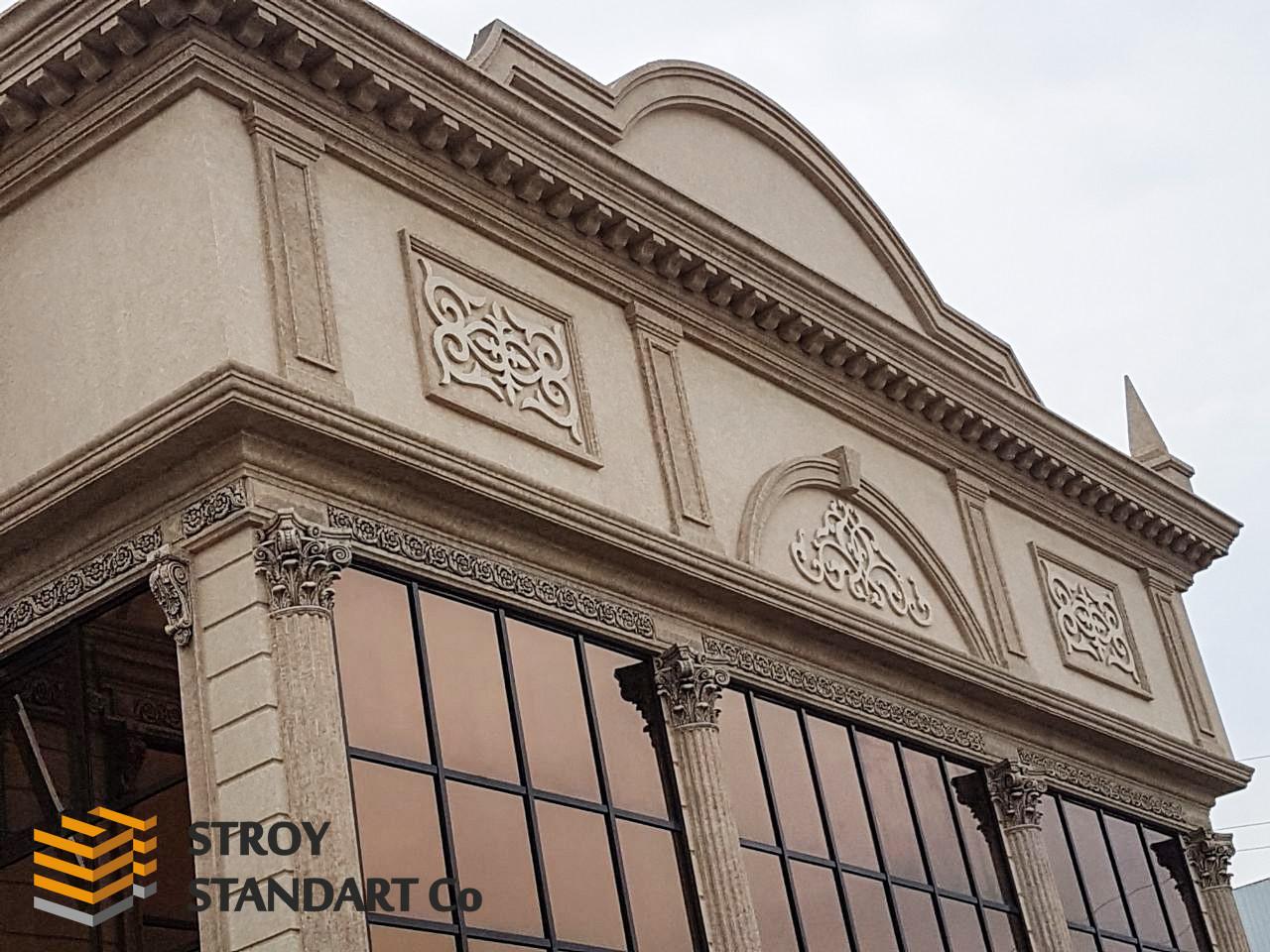 Декор панели для фасадов