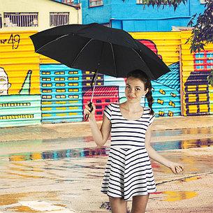 Складной зонт автоматический, фото 2