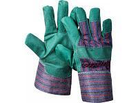 Перчатки рабочие, искусственная кожа, зеленые Stayer 1132-XL_z01 (XL)