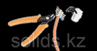 Кусачки боковые электромонтажные прецизионные