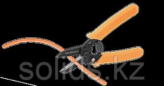 Кусачки электромонтажные для плоских и круглых кабелей