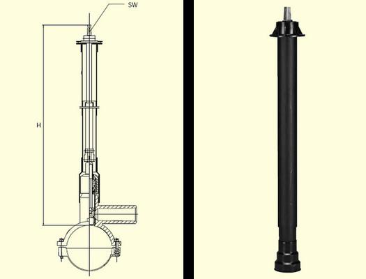 Электросварные фитинги DAV-TL d250-315/50