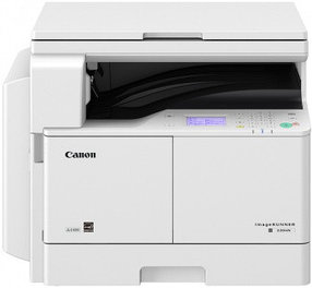 Лазерный Принтер-Сканер Canon МФП imageRUNNER 2204N/(без АПД) 0913C004AA/Bundle(МФУ)