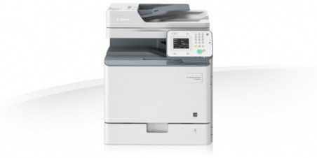 Лаерный Цветной Принтер-Сканер(АПД-50с.)-Копир Canon МФП imageRUNNER C1225/ 9548B008AA(МФУ), фото 2