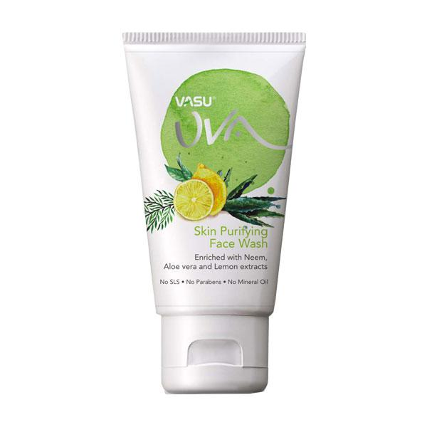 Гель для Умывания Очищающий Vasu Uva (Skin Purifying Face Wash), 150 мл